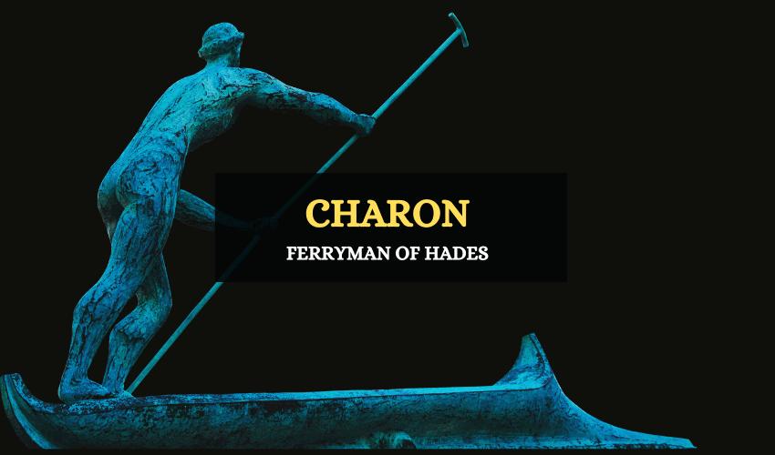 Charon Greek mythology