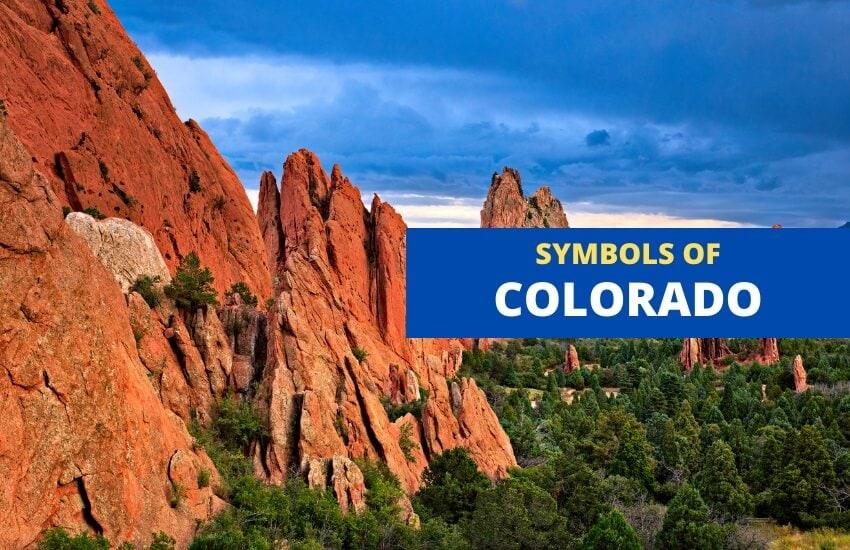 Colorado symbols list