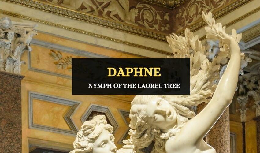 Daphne Greek mythology