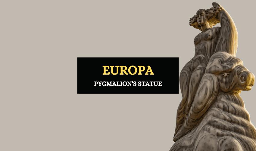 Europa Greek mythology