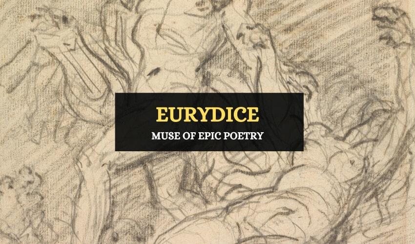 Eurydice Greek mythology
