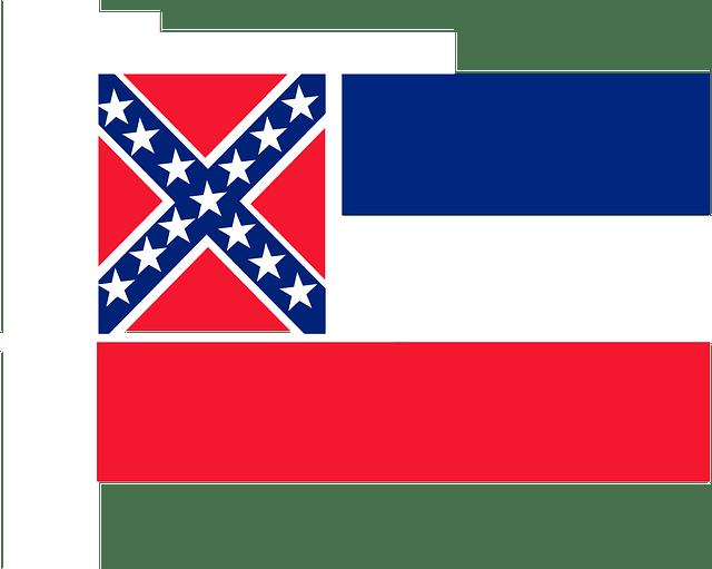 flag of Mississippi state