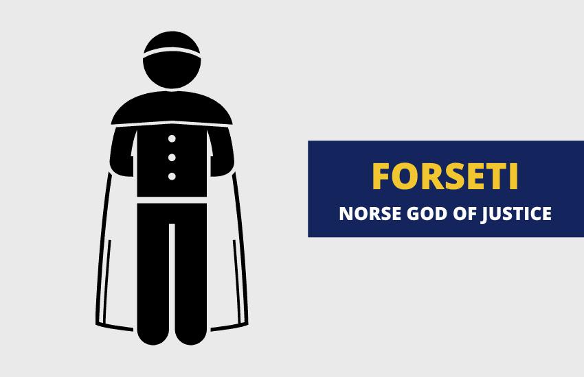 Forseti Norse god