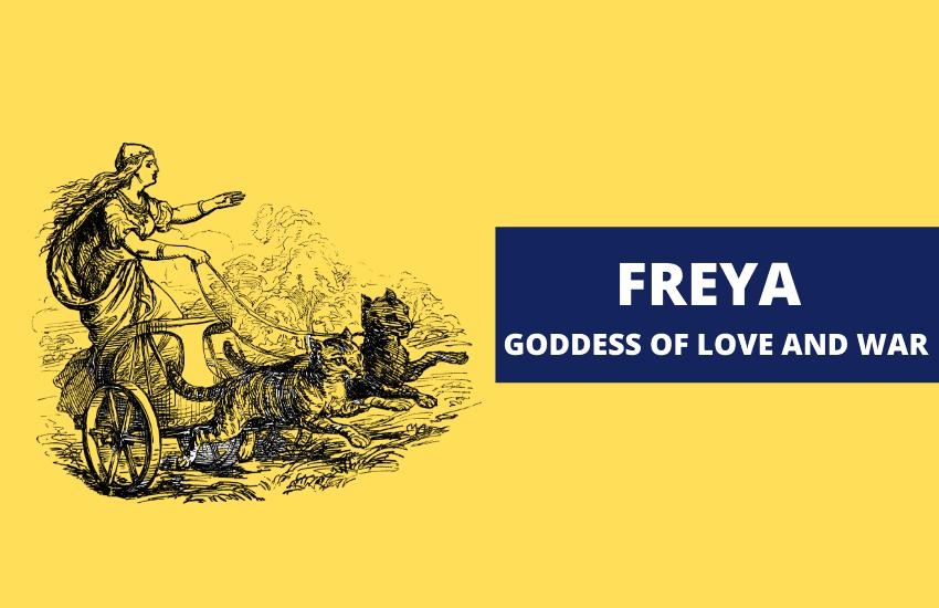Freya Norse Goddess symbolism