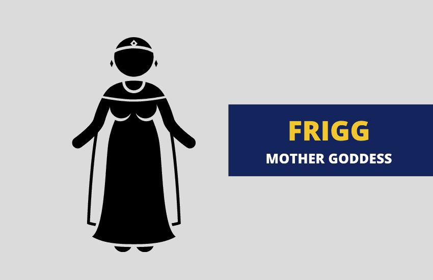 Frigg Norse goddess