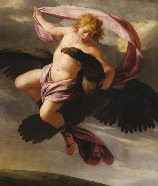 Ganymede Greek myth