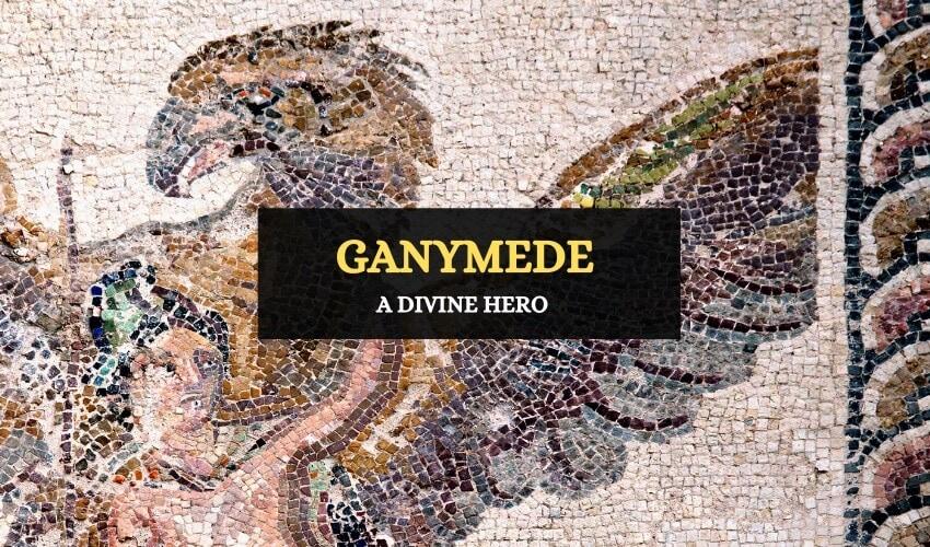 Ganymede Greek mythology