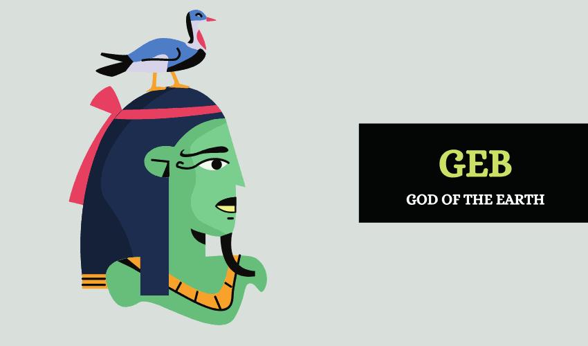 Geb god of earth