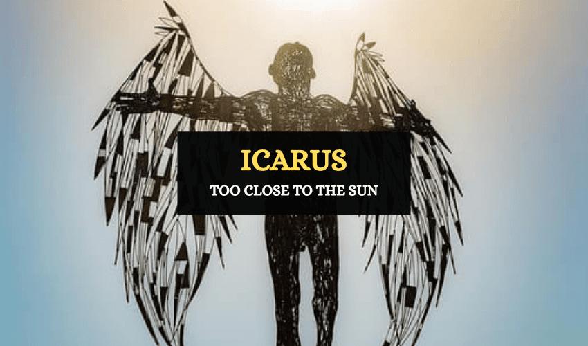Greek myth Icarus
