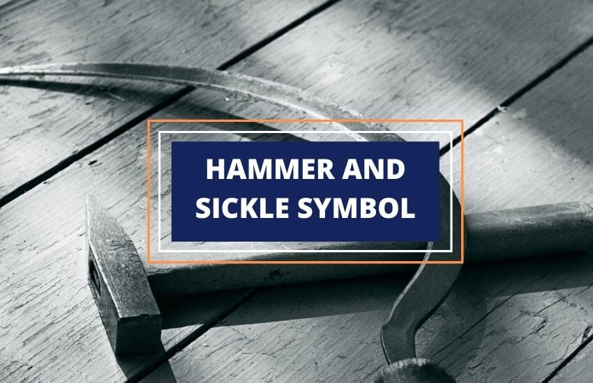 Hammer and sickle symbol origins