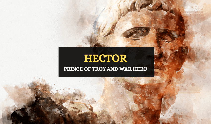 Hector prince of troy