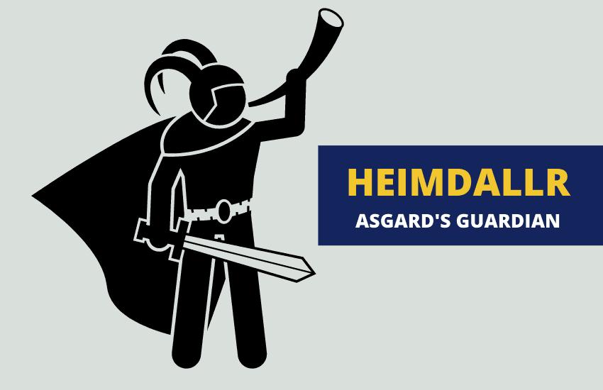 Heimdallr Norse mythology