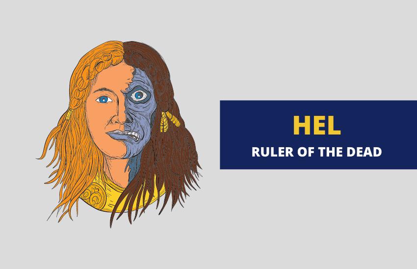 Hel Norse mythology