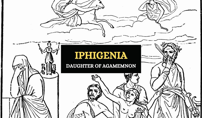 Iphigenia Greek mythology