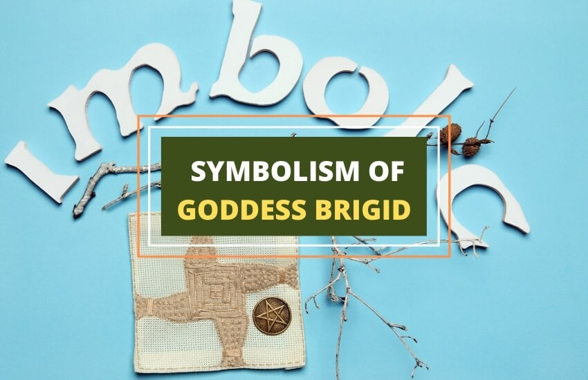 Irish goddess Brigid