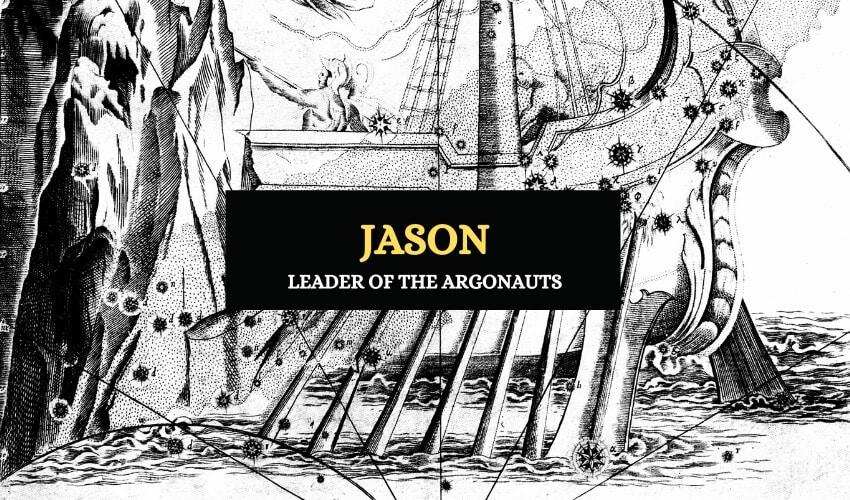 Jason leader of Argonauts