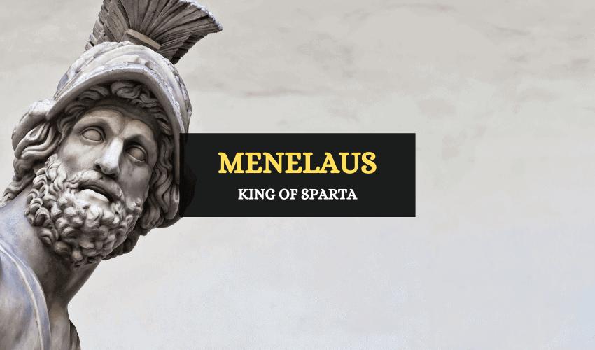 Menelaus Greek hero