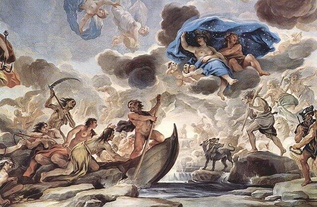 Charon – Ferryman of Hades - Symbol Sage