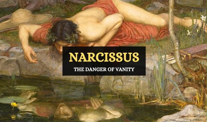 Narcissus Greek mythology