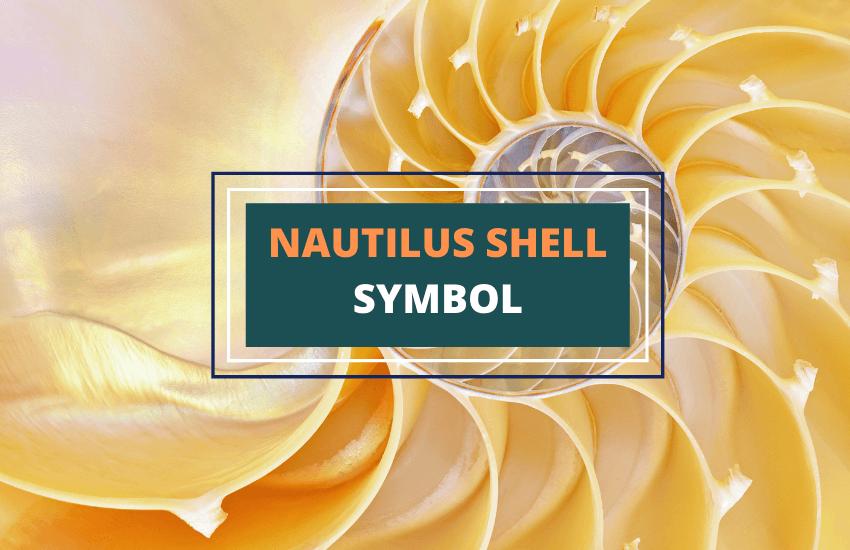 Nautilus shell symbol