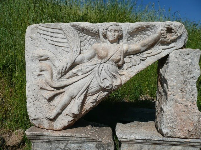 Nike Greek goddess of victory
