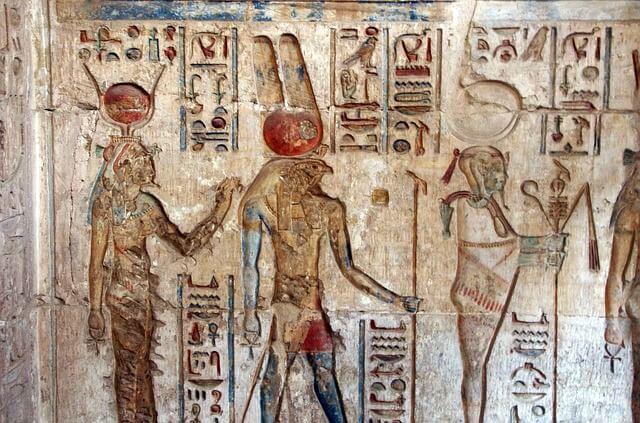 Osiris symbolism Egypt