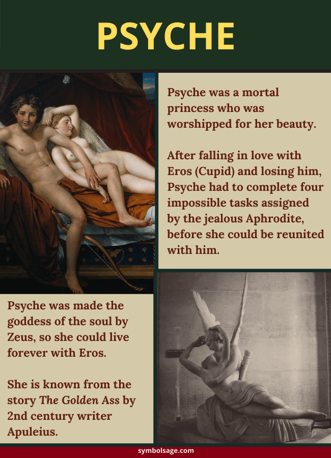 Psyche and Eros story