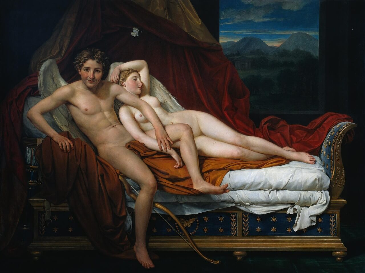 Psyche and Eros