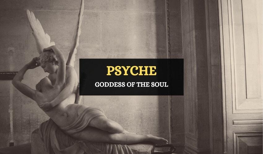 Psyche Greek mythology