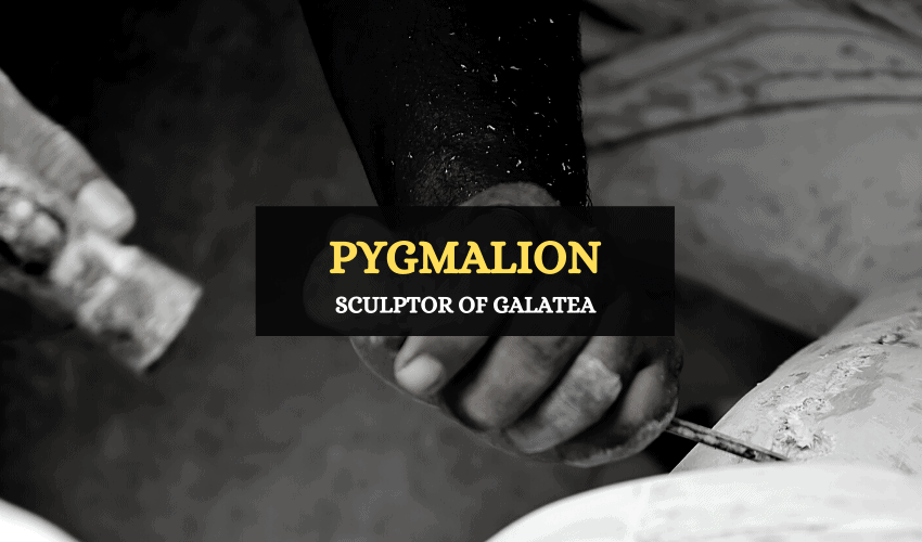 Pygmalion Greek myth