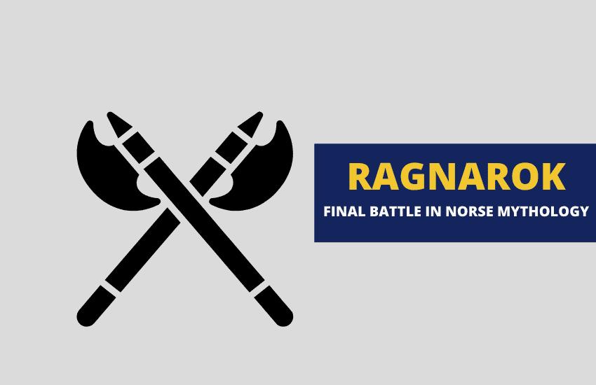 Ragnarok Norse mythology
