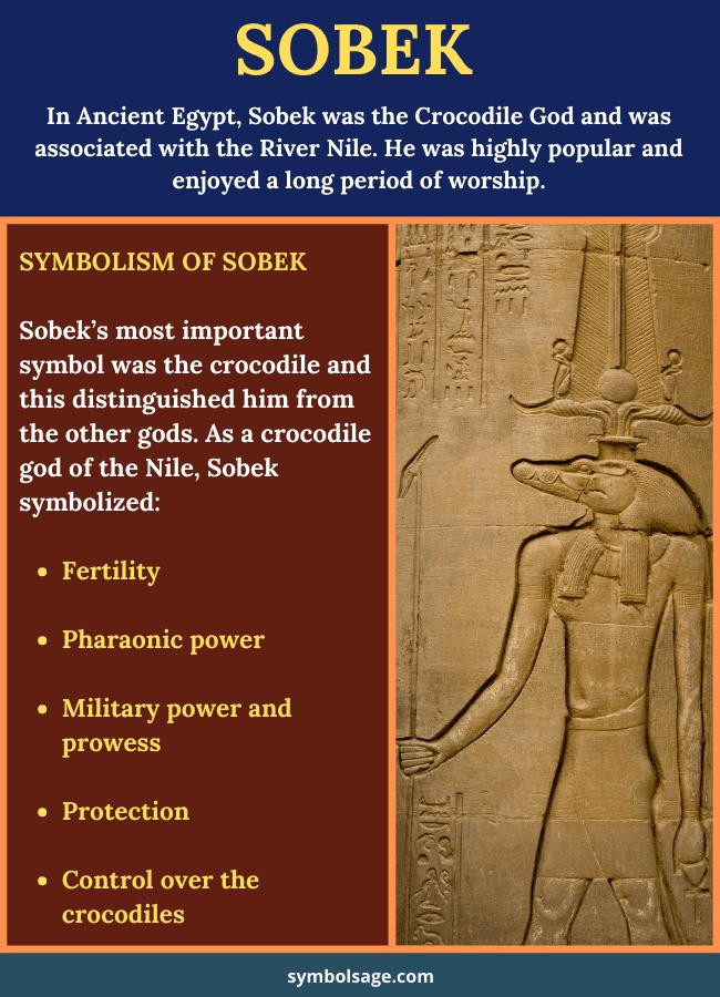 Sobek symbolism importance