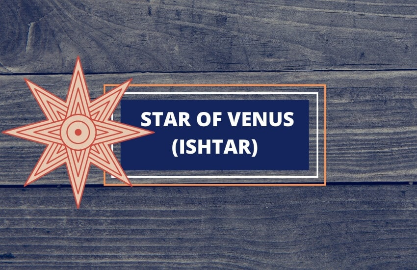 Star of Venus (Ishtar) - History and Meaning - Symbol Sage