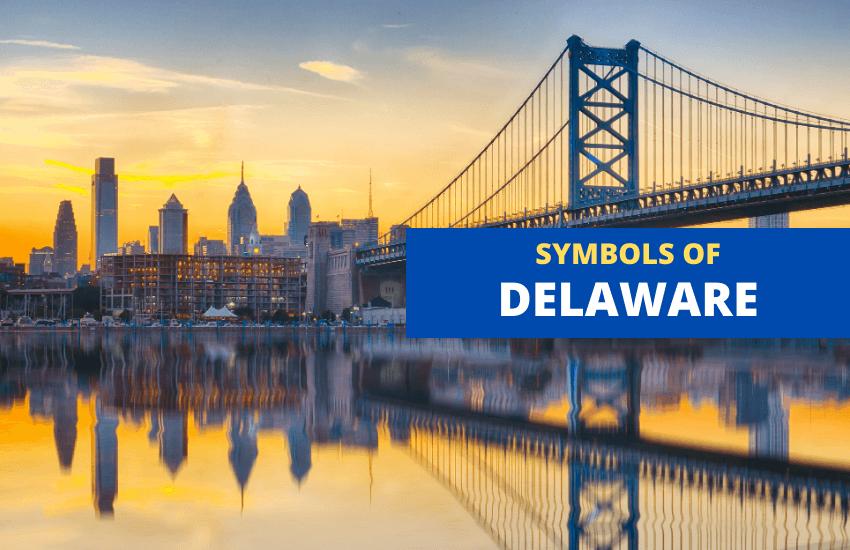 Symbols of Delaware state
