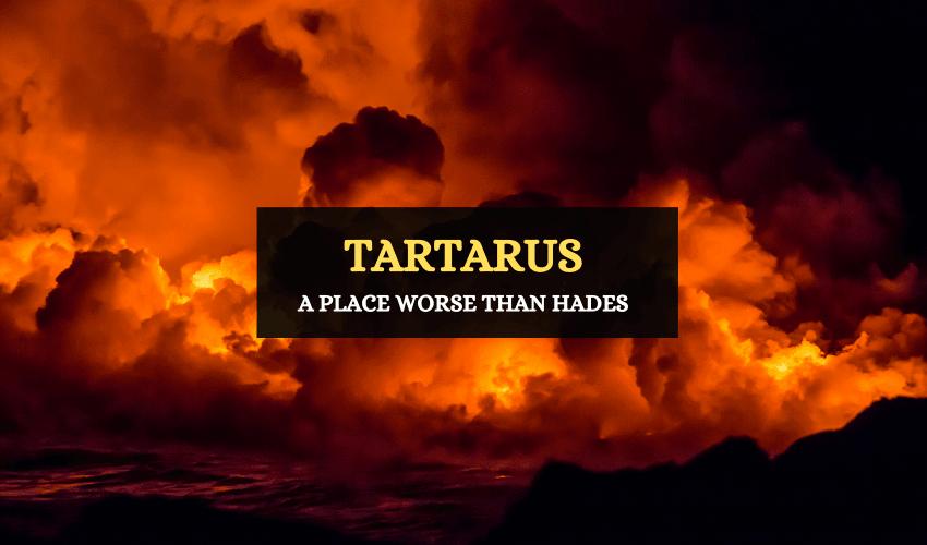 Tartarus Greek mythology