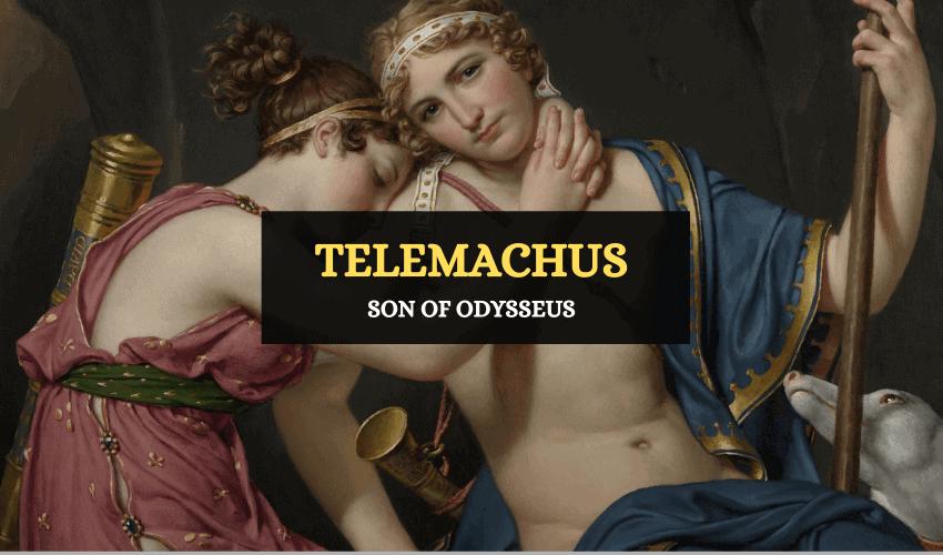 Telemachus Greek mythology