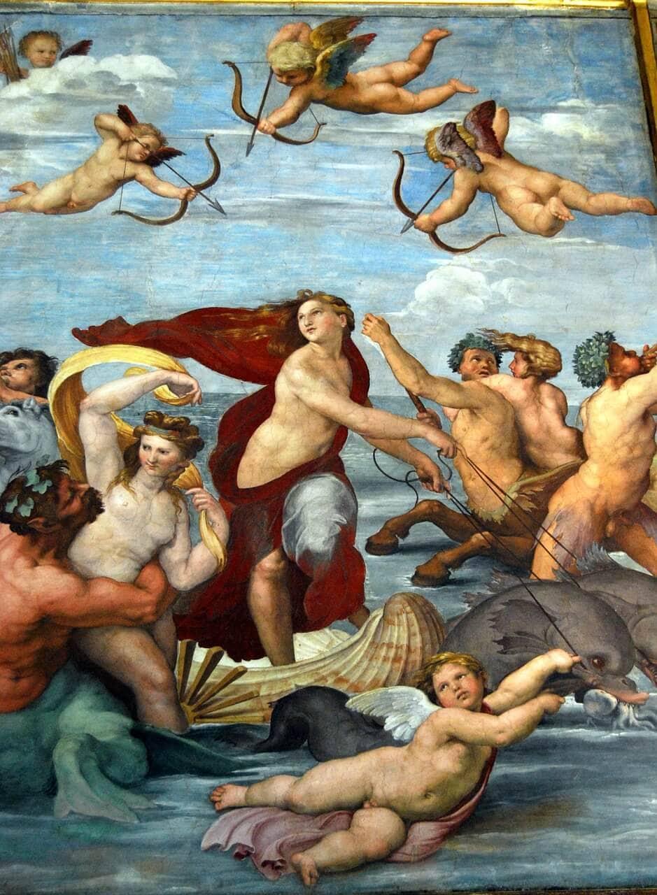 Triumph of Galatea