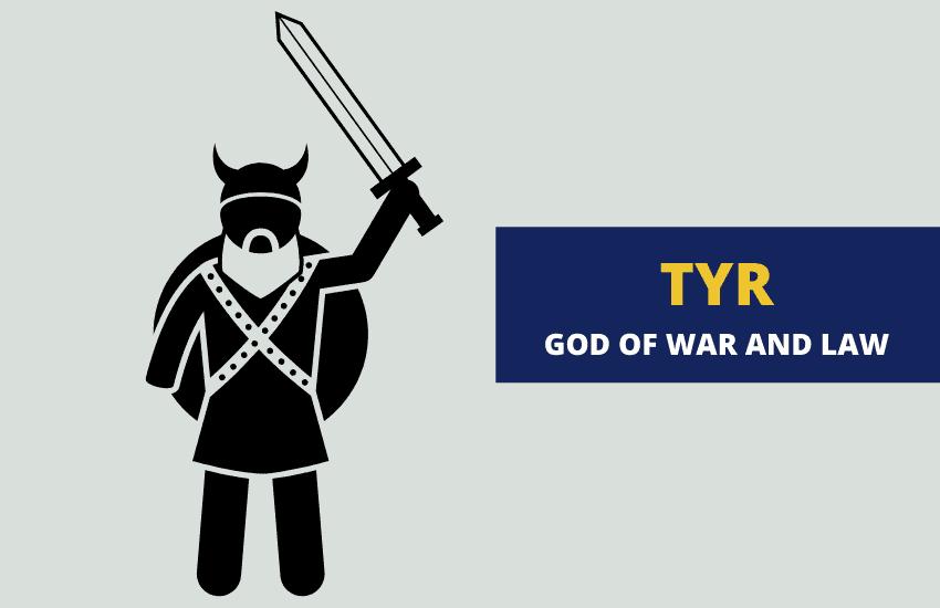 Tyr Norse mythology