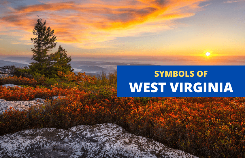 West Virginia symbols list