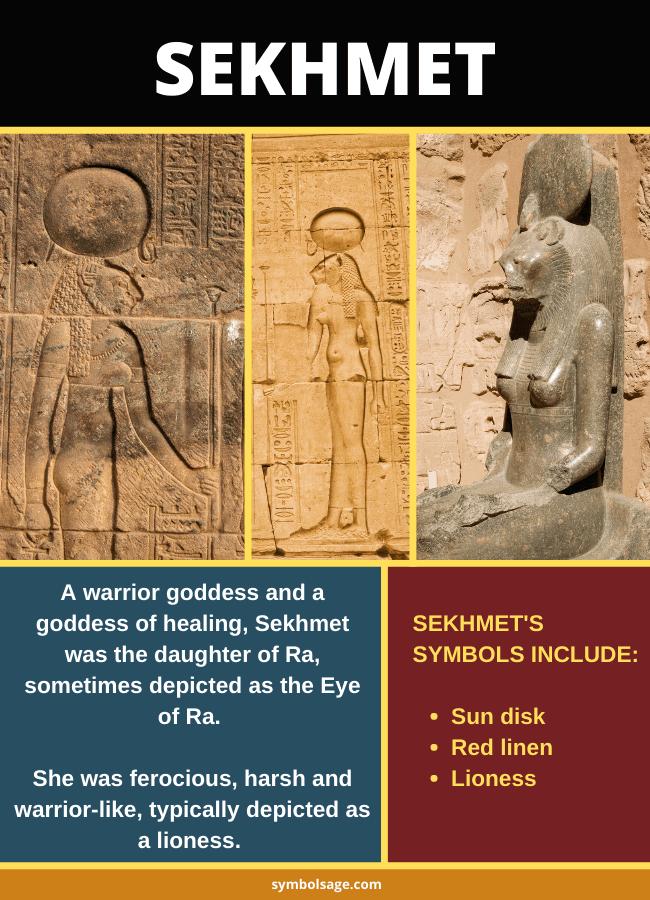 Who is Sekhmet?