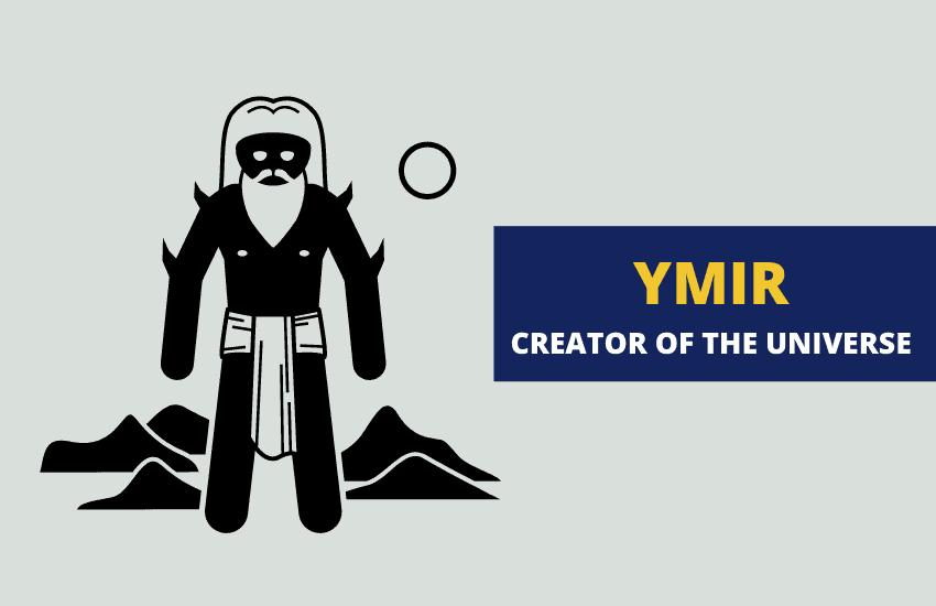 Ymir Norse mythology