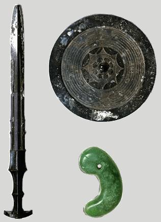 Amaterasus symbols