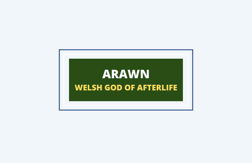 Arawn welsh god