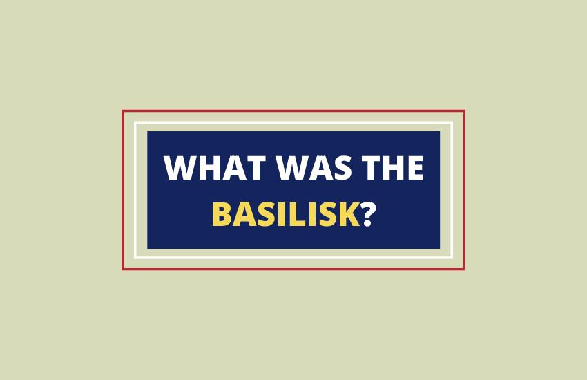basilisk mythological creature