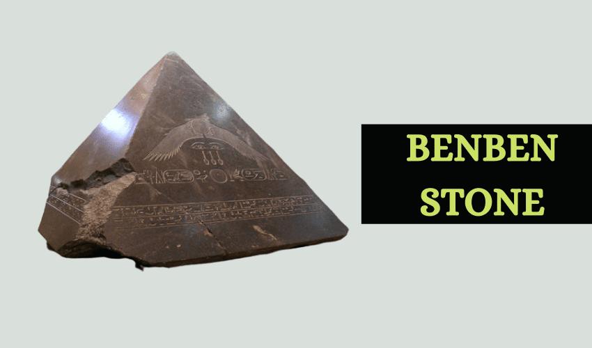 Benben stone symbol