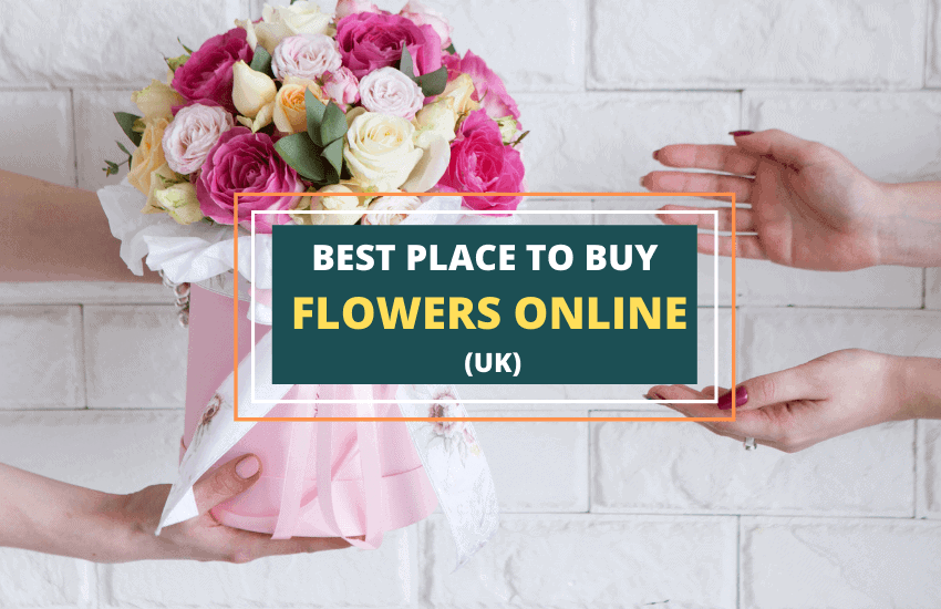 Best place to buy flowers online UK