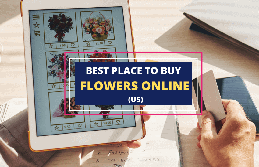 Best place to buy flowers online USA