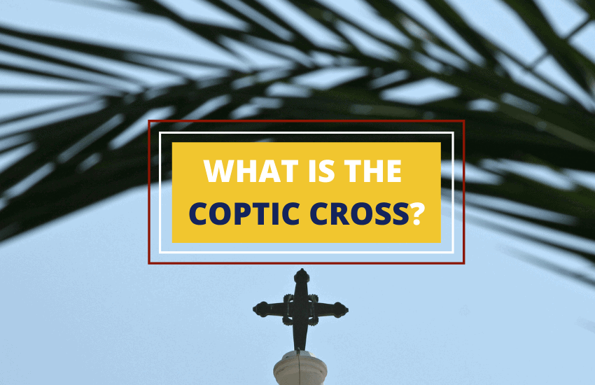 Coptic cross symbolism meaning