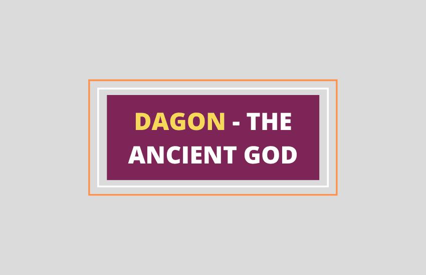 Dagon ancient deity