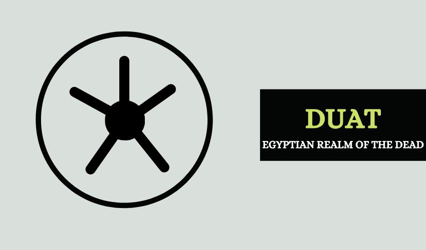 Duat Egyptian land of dead